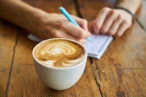 Coffee Cup Cappuccino Latte  - Engin_Akyurt / Pixabay